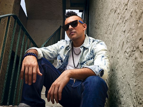 "Sean Paul 2014 mit neuem Album ""Full Frequency"" auf Tour (Foto: Warner Music)"