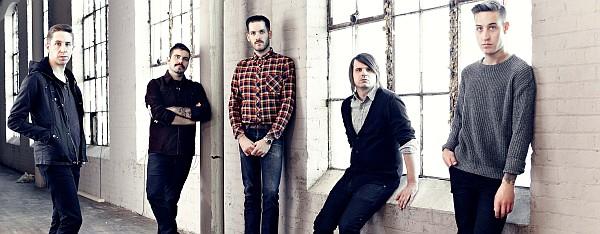 Silverstein geben 2013 Konzerte in Deutschland
