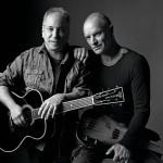 Sting Solo und mit Paul Simon Tour 2015