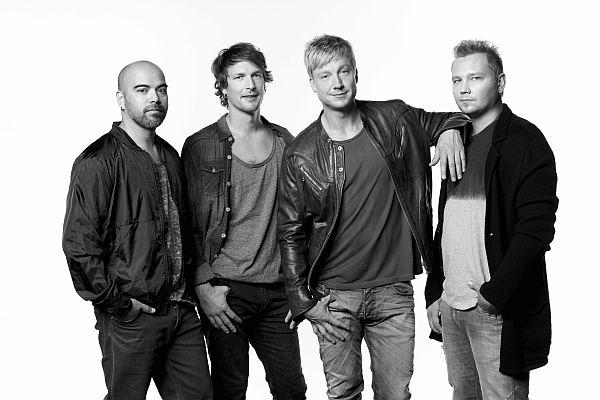 Samu Haber und Bandkollegen von Sunrise Avenue werden den Sommer über weitere Konzerte geben