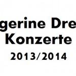 Tangerine Dream: PHAEDRA FAREWELL TOUR 2015 – Tickets jetzt im VVK!