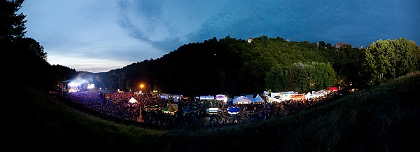 Foto: Taubertal Festival Gelände (taubertal-festival.de)