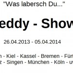 Teddy Tour 2014