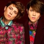 Tegan & Sara Konzerte 2015