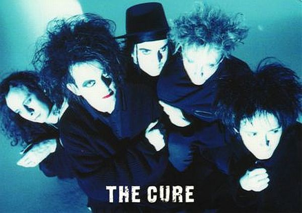 The Cure 2014 wieder auf Tour? (Foto: Universal Music/ © Paul Cox)