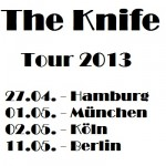 The Knife Tour 2014