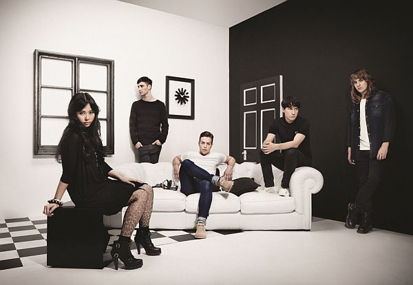 The Naked and Famous im November 2013 in Deutschland! (Foto: Universal Music)
