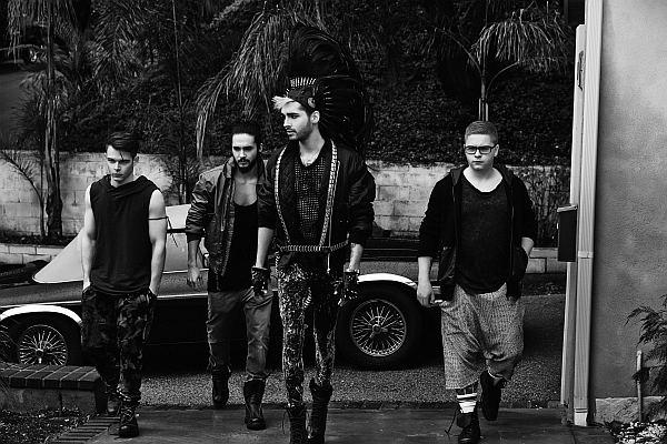 Tokio Hotel mit neuem Album bald auf Tour?