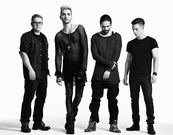 Tokio Hotel Konzerte 2015