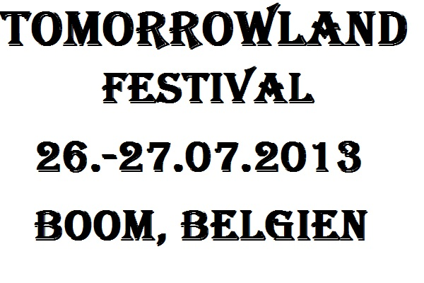 Tomorrowland Festival Tickets
