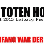 Toten Hosen Konzerte 2015: Leipzig und Zürich