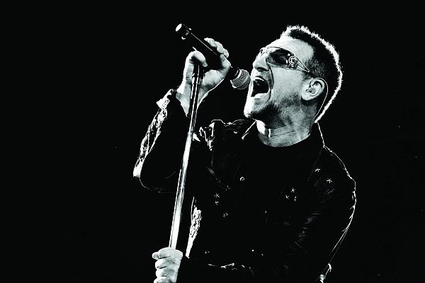 U2 kommen 2014 vielleicht auf Tour