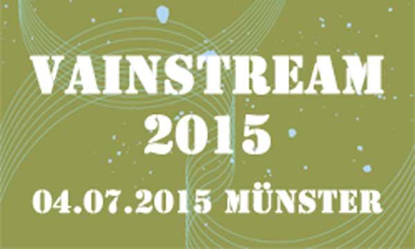 Tickets Vainstream 2015 Festival