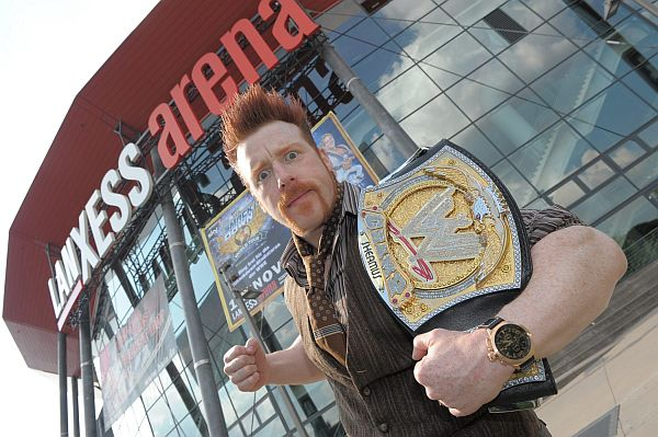WWE Wrestlemania Tour 2013 Tickets