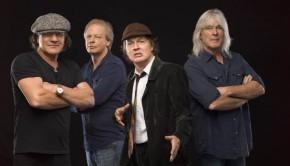 AC/DC Konzerte 2016