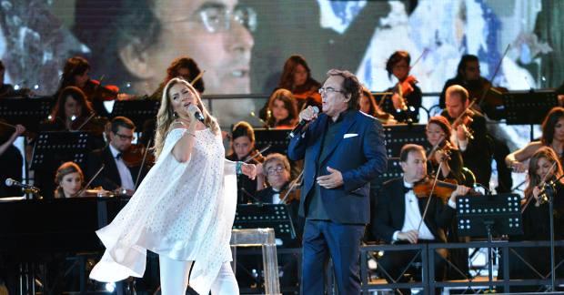 Al Bano & Romina Power Konzerte 2016