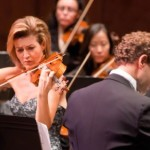 Anne Sophie Mutter Konzerte 2014