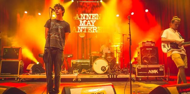 Annenmaykantereit Konzerte 2016 und 2015