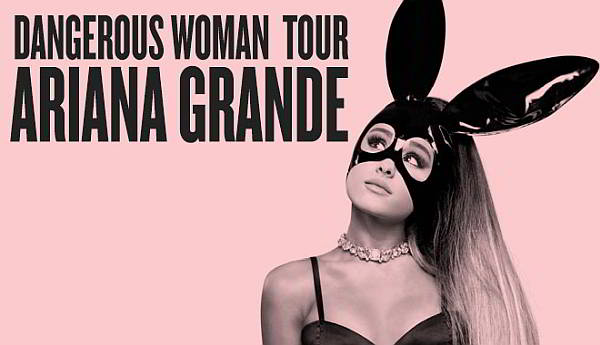 Ariana Grande on Tour 2017