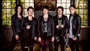asking Alexandria Konzerte Deutschland 2015