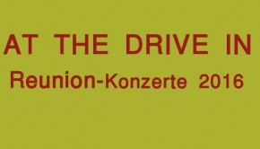At the drive in konzerte 2016