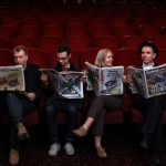 Belle and Sebastian Tour 2015
