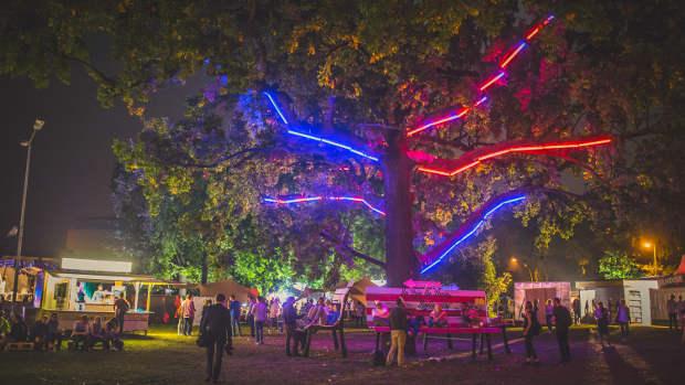 Berlin Festival Arena Park 2015