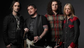 black stone cherry Konzerte 2016
