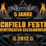 Blackfield Festival 2012