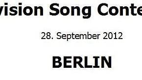 Bundesvision Song Contest 2012 Teilnehmer