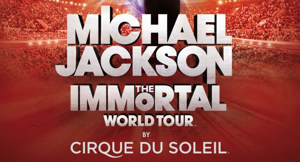 Cirque du Soleil - Michael Jackson Immortal Tour