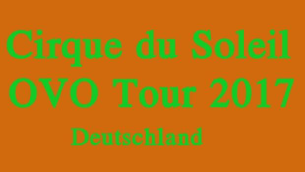 cirque du soleil show 2017