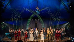 cirque du soleil Amaluna show Deutschland 2016