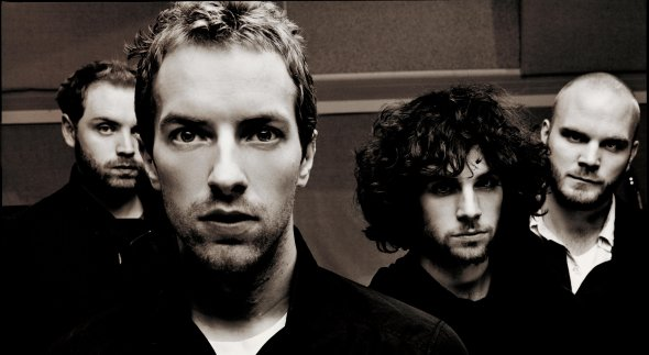 Coldplay Tour 2012 Konzerte u.a. in Köln, München, Leipzig und Hannover