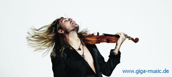 David Garrett Foto: Universal Music/ (c) Philipp Mueller
