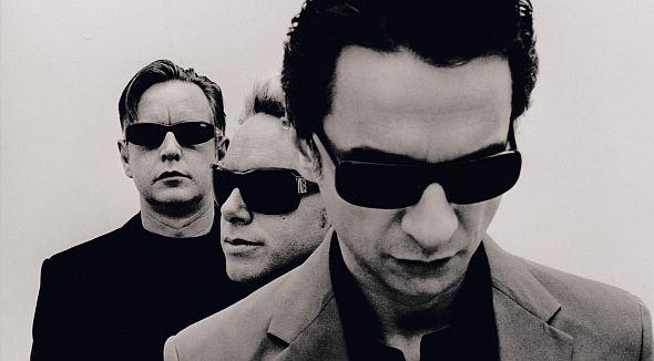 Depeche Mode Pressekonferenz Paris