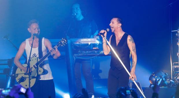depeche mode konzerte 2017