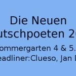 Die Neuen DeutschPoeten 2015