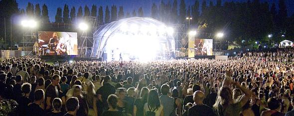 Die neuen DeutschPoeten Open Air Festival Berlin