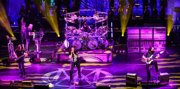 dream Theater konzerte 2016
