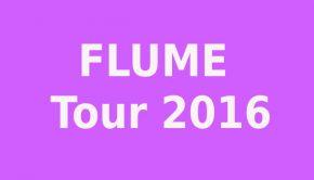 flume konzerte 2016