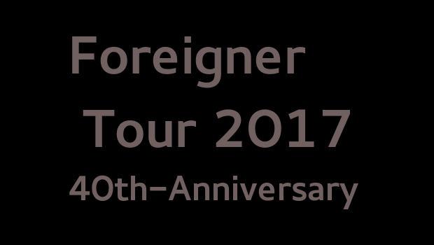 foreigner konzerte 2017