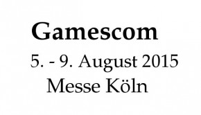 gamescom Messe 2015