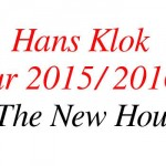 Hans Klok Tour 2015/ 2016 – The New Houdini