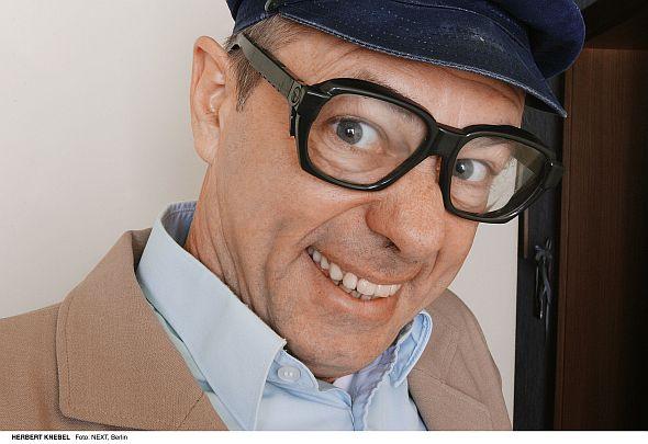 Herbert Knebel auf Tour durch Deutschland. Tickets unter giga-music.de.