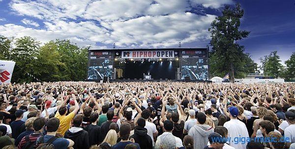 Das MIXERY HipHop Open 2014 in Stuttgart erleben. Tickets sichern auf giga-music.de!