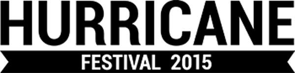 Hurricane Festival Logo 2015