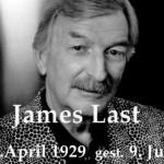 James Last verstorben am 9. Juni 2015