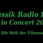 Klassik Radio Live 2016 auf Tournee
