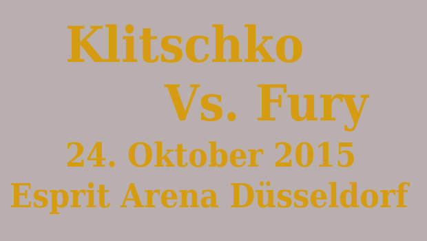 klitschko vs fury 2015
